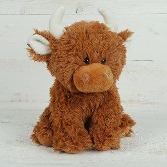 Highland Coo Small (Jomanda)